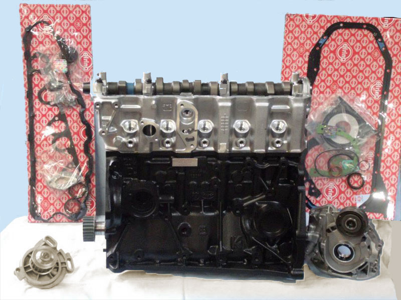 VW T4 2.4 AAB Engine
