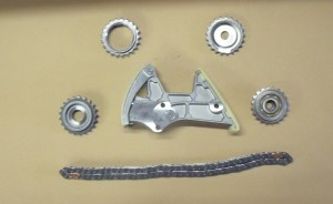 timing chain kit 007