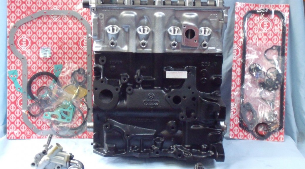 VW T4 1.9 ABL Engine