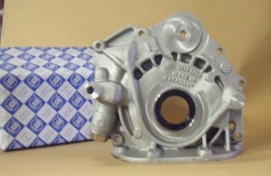 VW 2.5 ACV, AJT Oil Pump