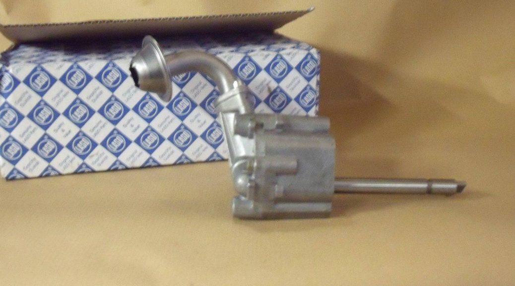 VW T4 1.9 ABL, 1X Laso Oil Pump