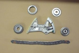 Audi A2 1.4 Tdi Oil Pump Timing Chain Kit