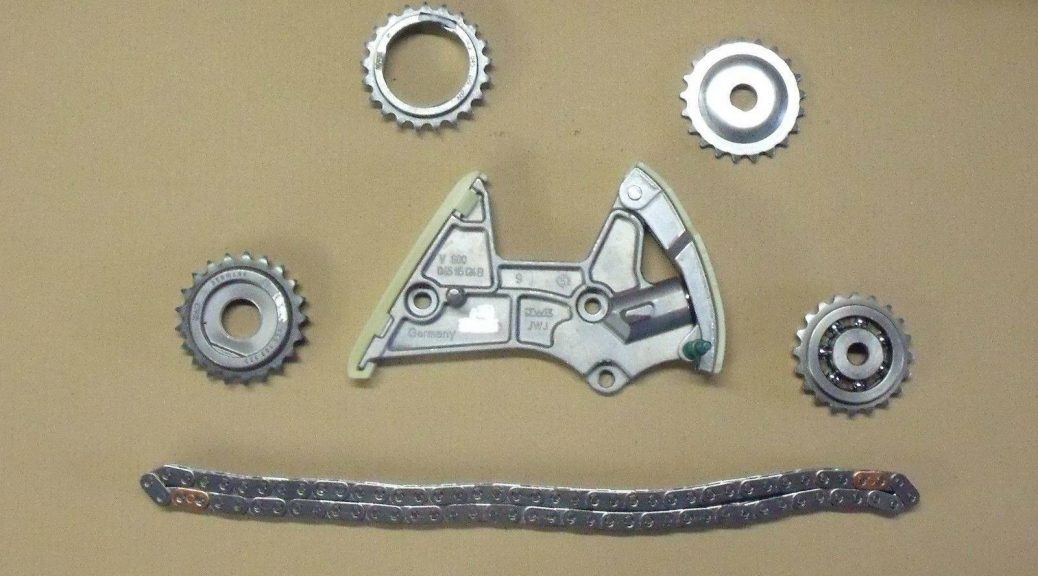VW 1.4 Polo Tdi Oil Pump Timing Chain Kit